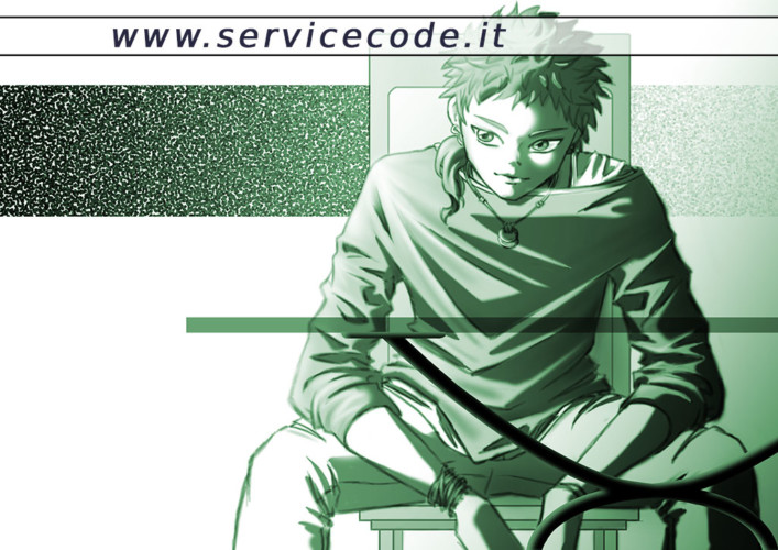 Light Novel - Service's code - chapter 05