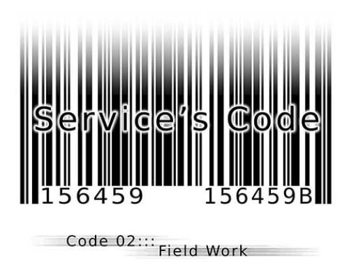 Service's Code Manga WebComic : Code 002 Field Work