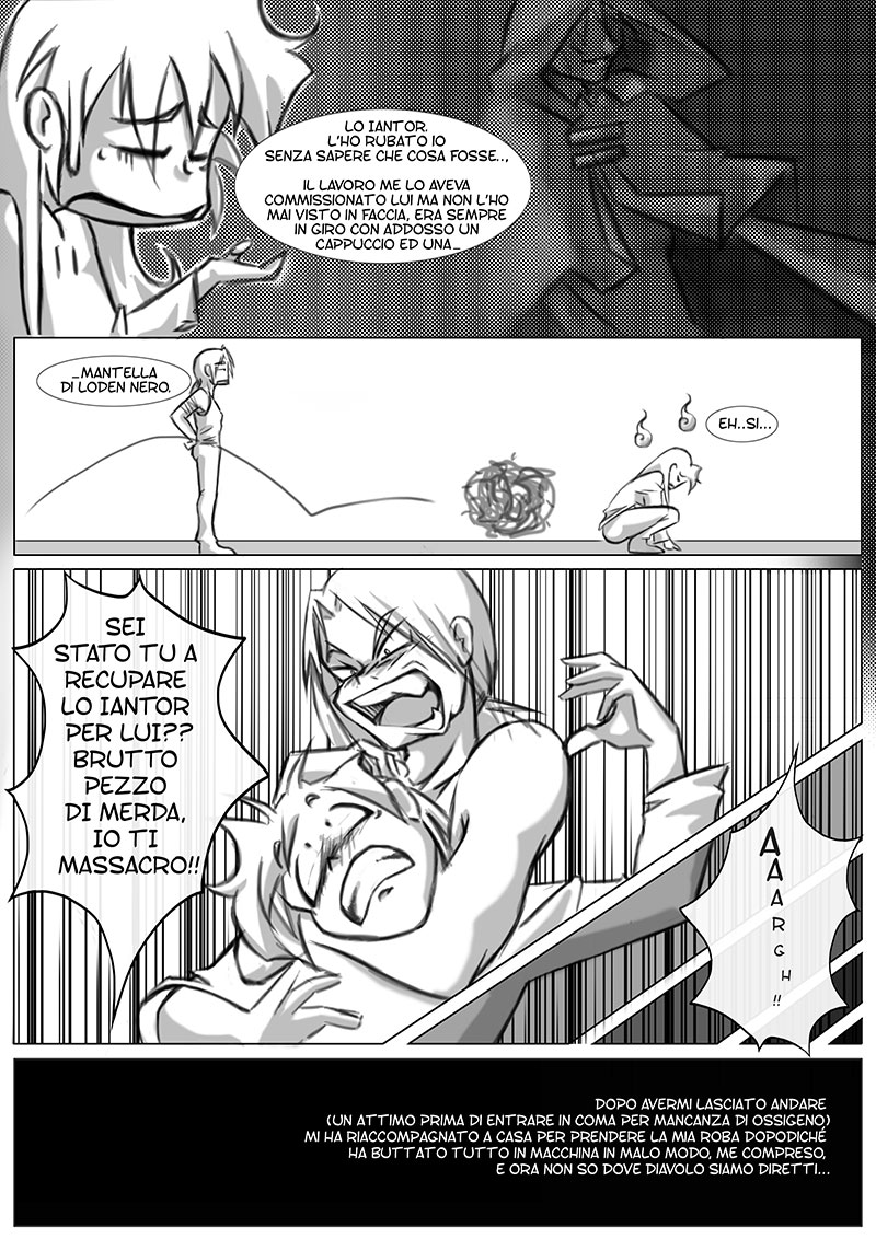 Online comic