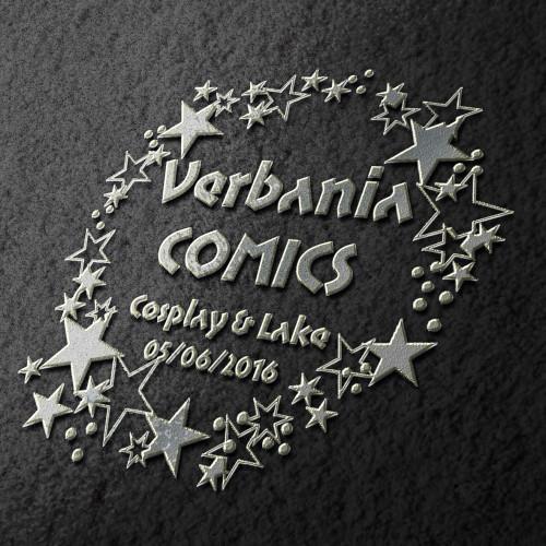 Verbania comics cosplay and lake
