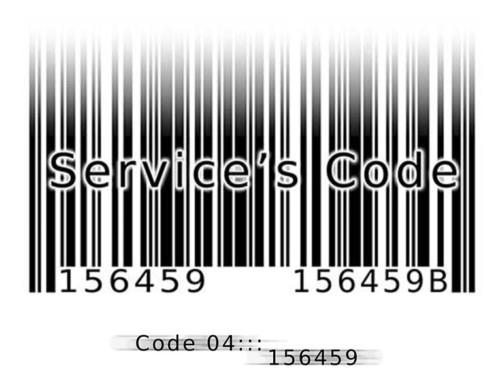 Service's Code Manga WebComic : Code 004 : Code 156459